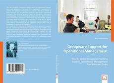 Copertina di Groupware Support for Operational Management