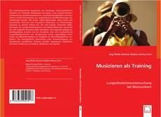 Bookcover of Musizieren als Training