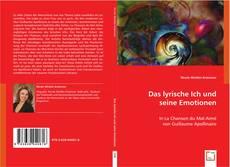 Bookcover of Das lyrische Ich und seine Emotionen