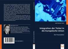 Bookcover of Integration der Türkei in die Europäische Union