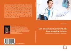 Portada del libro de Der elektronische Befund im Kantonsspital Luzern