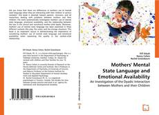 Couverture de Mothers ' Mental State Language and Emotional Availability
