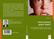 Bookcover of Informationen gegen Angst?