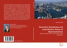 Buchcover von Deutscher Bundestag und australisches House of Representatives