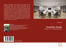 Bookcover of Feasibility Studie