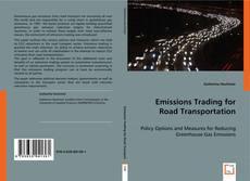 Emissions Trading for Road Transportation的封面