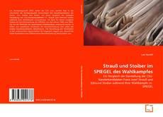 Bookcover of Strauß und Stoiber im SPIEGEL des Wahlkampfes
