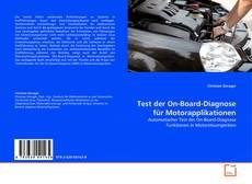 Test der On-Board-Diagnose für Motorapplikationen kitap kapağı
