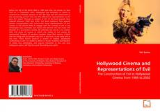 Portada del libro de Hollywood Cinema and Representations of Evil