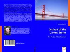 Couverture de Orphan of the Camus Storm