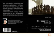 Couverture de Die Kooperations-Strategie