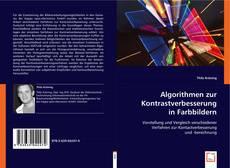 Bookcover of Algorithmen zur Kontrastverbesserung in Farbbildern