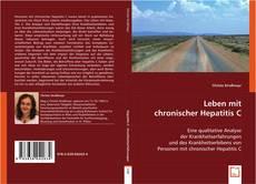 Buchcover von Leben mit chronischer Hepatitis C
