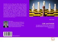 CSR und Politik kitap kapağı