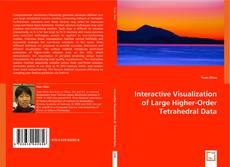 Portada del libro de Interactive Visualization of Large Higher-Order Tetrahedral Data