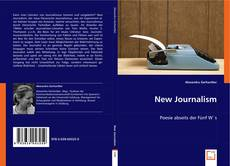 Bookcover of New Journalism