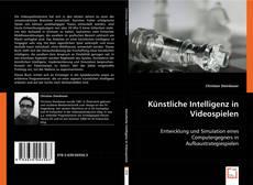 Capa do livro de Künstliche Intelligenz in Videospielen