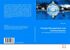 Couverture de Change-Management und Kommunikation