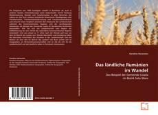 Das ländliche Rumänien im Wandel kitap kapağı