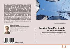 Capa do livro de Location Based Services der Mobilfunkbetreiber
