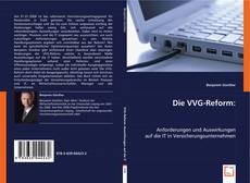 Die VVG-Reform:的封面
