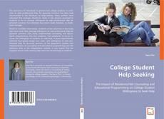 Borítókép a  College Student Help Seeking - hoz