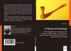 A Theory Of Strategy kitap kapağı