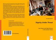 Dignity Under Threat的封面