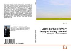 Bookcover of Essays on the inventory theory of money demand