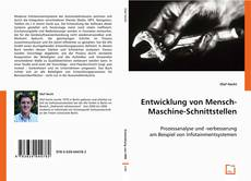 Borítókép a  Entwicklung von Mensch-Maschine-Schnittstellen - hoz