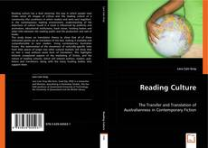 Bookcover of Reading Culture