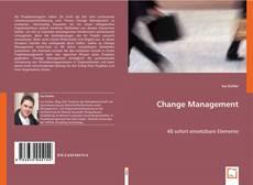 Copertina di Change Management