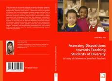Capa do livro de Assessing Dispositions towards Teaching Students of Diversity