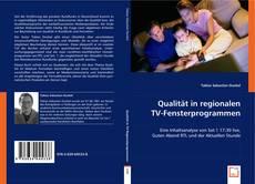 Copertina di Qualität in regionalen TV-Fensterprogrammen