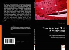 Bookcover of Fremdsprachige Filme in Wiener Kinos