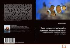 Aggressionsverhalten des Rotmeer Anemonenfisches的封面