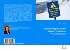 Buchcover von Krisenmanagement im alpinen Tourismus