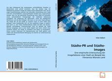 Buchcover von Städte-PR und Städte-Images