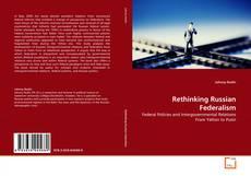 Buchcover von Rethinking Russian Federalism