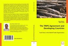 Buchcover von The TRIPS Agreement and Developing Countries