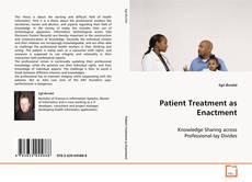 Borítókép a  Patient Treatment as Enactment - hoz