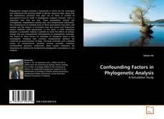Copertina di Confounding Factors in Phylogenetic Analysis