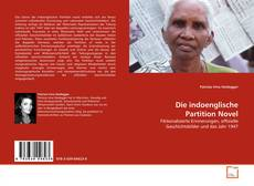 Capa do livro de Die indoenglische Partition Novel