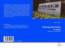 Aktiengesellschaften in Japan kitap kapağı