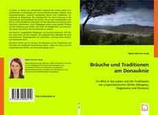 Capa do livro de Bräuche und Traditionen am Donauknie