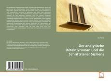 Bookcover of Der analytische Detektivroman und die Schriftsteller Siziliens