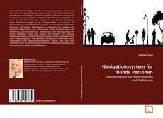 Copertina di Navigationssystem für blinde Personen