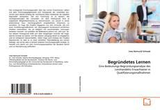 Bookcover of Begründetes Lernen
