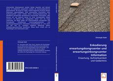 Bookcover of Enkodierung erwartungskongruenter und erwartungsinkongruenter Information