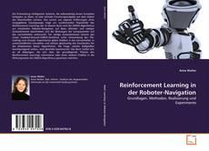 Bookcover of Reinforcement Learning in der Roboter-Navigation